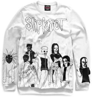 Одежда с принтом Slipknot (386514)