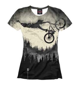 Футболка женская Forest Rider