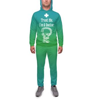 Спортивный костюм  мужской Верь мне