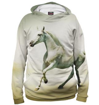 Худи женское Лошади (2521)