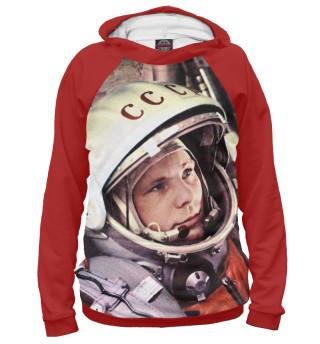 Худи женское Гагарин (6987)