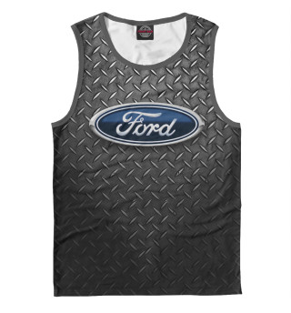 Майка мужская Ford (878)