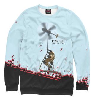 Одежда с принтом CS:GO - Danger Zone