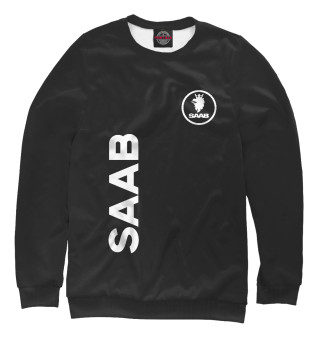 Одежда с принтом Saab (972392)