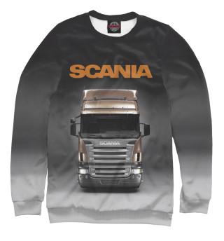 Одежда с принтом Scania (365795)