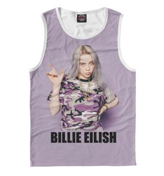 Майка мужская Billie Eilish