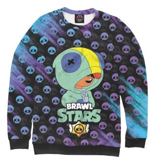 Одежда с принтом Brawl Stars Leon (654638)