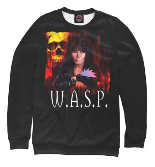 Одежда с принтом W.A.S.P. band (239945)