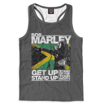 Майка борцовка мужская Bob Marley (9341)