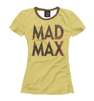 Футболка женская MAD MAX