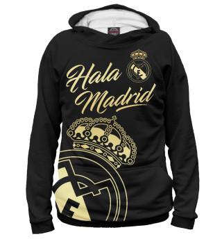 Худи женское Реал Мадрид