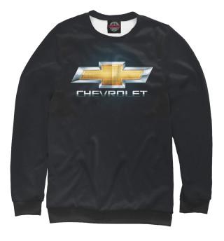 Одежда с принтом Chevrolet Black