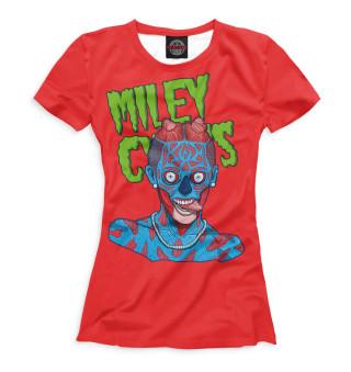 Футболка женская Miley Cyrus