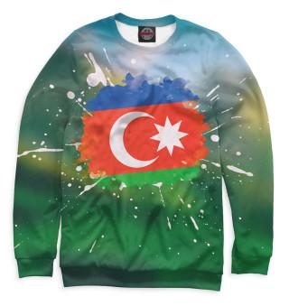 Одежда с принтом Азербайджан (608559)
