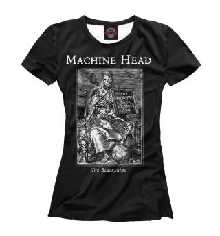 Футболка женская Machine Head (7175)
