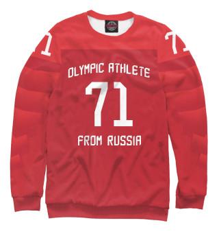 Одежда с принтом Ковальчук Форма на Олимпиаде 2018
