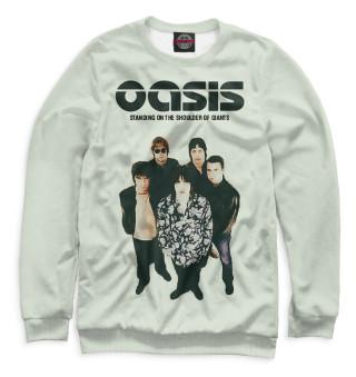 Одежда с принтом Oasis (795426)