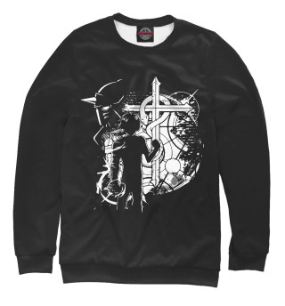 Одежда с принтом Fullmetal alchemist (664724)