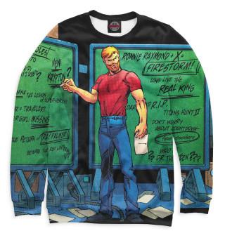 Одежда с принтом Рип Хантер (886246)