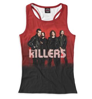 Майка борцовка женская The Killers