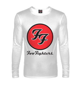 Лонгслив  мужской Foo Fighters (7649)
