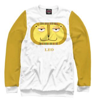 Одежда с принтом Leo