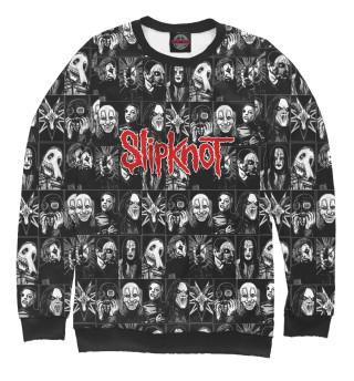 Одежда с принтом Slipknot (745833)
