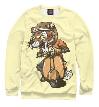 Одежда с принтом Tiger