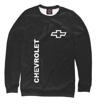 Одежда с принтом Chevrolet (535946)