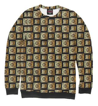 Одежда с принтом Versace gold (128540)