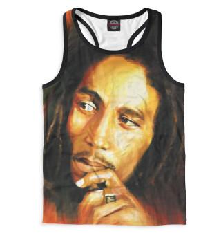 Майка борцовка мужская Bob Marley (1379)