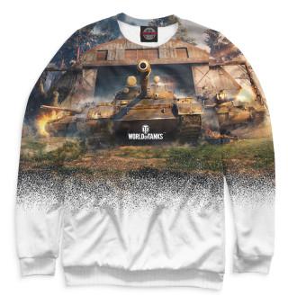 Одежда с принтом World of Tanks (555600)