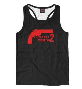 Майка борцовка мужская Red Dead Redemption 2 (7996)