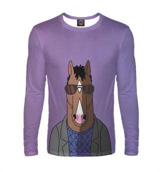 Лонгслив  мужской Конь БоДжек (5994)