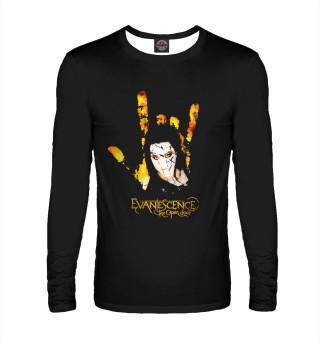 Longsleve men's Evanescence (9163)