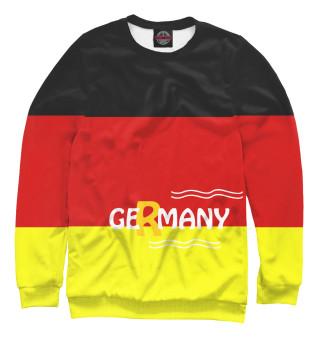 Одежда с принтом Германия (199229)