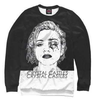 Одежда с принтом Crystal Castles (660649)