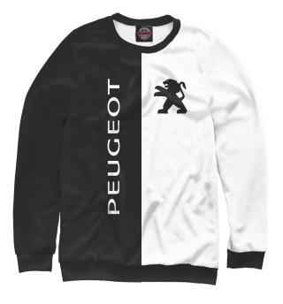 Одежда с принтом PEUGEOT (117527)