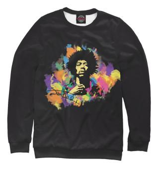 Одежда с принтом Jimi Hendrix (179311)