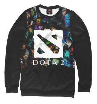 Одежда с принтом ДОТА  | DOTA 2