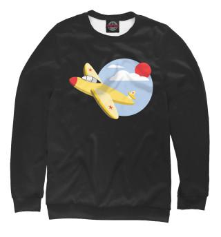 Одежда с принтом Самолет (862829)