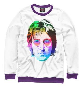 Одежда с принтом John Lennon
