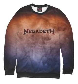 Одежда с принтом Megadeth (818230)