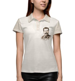 Поло женское Сталин (165)