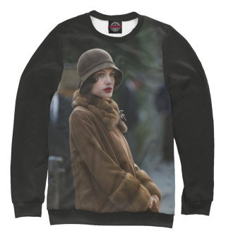 Одежда с принтом Подмена — Анджелина Джоли