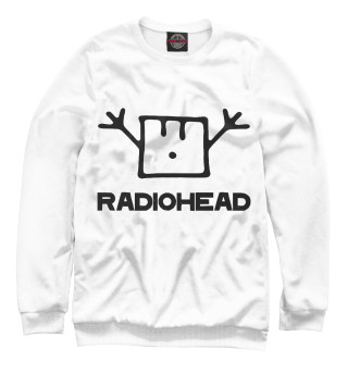 Одежда с принтом Radiohead (142280)