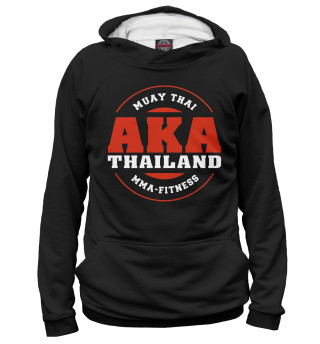 Худи женское AKA Thailand