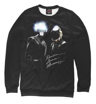 Одежда с принтом Daft Punk (554736)
