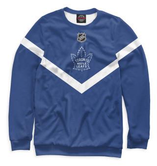 Одежда с принтом Toronto Maple Leafs