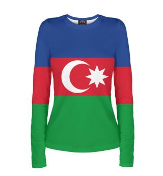 Лонгслив  женский Азербайджан